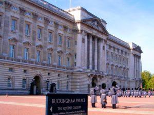 11 Cosas Que Hacer en Londres Gratis: Cambio de guardia Buckingham