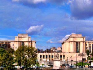 Palacio de Chaillot París