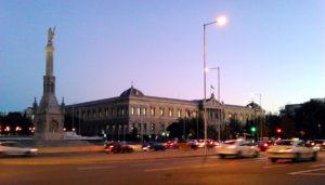 Plaza de Colón Madrid