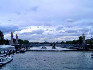 Puente Alejandro III París
