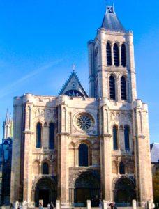 Basílica de Saint Denise París