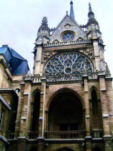 Sainte Chapelle París