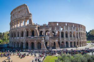 Coliseo Romano Italia atracción más visitada del mundo 2018