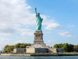 Estatua de la libertad Nueva York atracción más visitada del mundo 2018