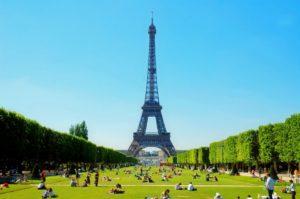 Torre eiffel parís francia atracción más visitada del mundo 2018