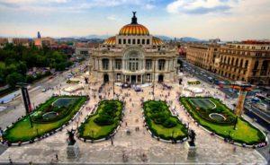 Ciudad de México destino del mundo para visitar en 2019
