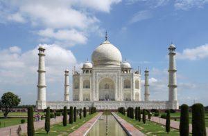 Taj Mahal. Descubre la época más barata para viajar a las 7 maravillas del mundo moderno