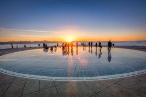 Zadar, Croacia destino del mundo para visitar en 2019