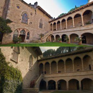 Castillo de Santa Florentina escenario de Juego de Tronos en España