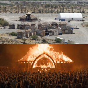 Paraje del Chorillo escenario de Juego de Tronos en España