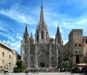 Catedral de Barcelona, 12 Sitios para visitar en Barcelona en 4 días