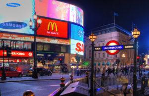 11 Cosas Que Hacer en Londres Gratis: Piccadilly Circus