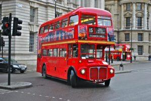 11 Cosas Que Hacer en Londres Gratis: Paseo en Bus Ruta 15