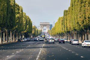 11 Cosas por hacer en París Gratis: Un paseo por los Campos Eliseos