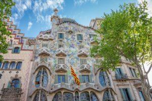 Casa Batlló, 12 Sitios para visitar en Barcelona en 4 días