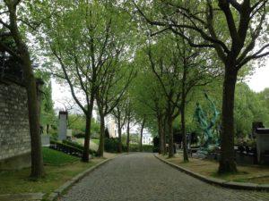 11 Cosas que hacer en París Gratis: Cementerio Pére Lachaise