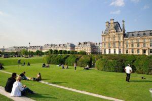 11 Cosas por hacer en París Gratis: Un paseo por el Jardín de las Tullerías