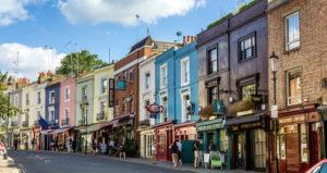 11 Cosas Que Hacer en Londres Gratis: Notting Hill