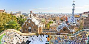 Parque Güell, 12 Sitios para visitar en Barcelona en 4 días