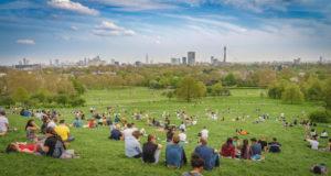 11 Cosas Que Hacer en Londres Gratis: Primrose Hill