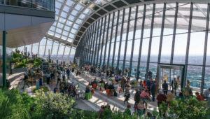 11 Cosas Que Hacer en Londres Gratis: Sky Garden