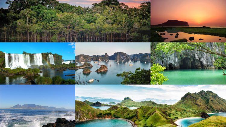 Descubre cuáles son las 7 Maravillas Naturales del Mundo