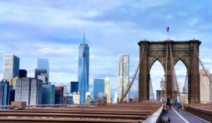 Los 10 mejores miradores de Nueva York: Brooklyn Bridge