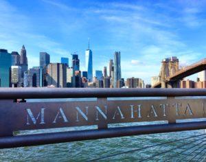 Los 10 mejores miradores de Nueva York: Brooklyn Bridge Park