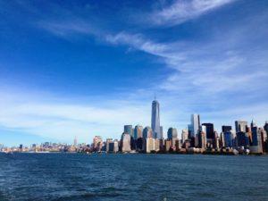Los 10 mejores miradores de Nueva York: Ferry a Staten Island