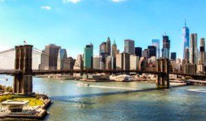 Los 10 mejores miradores de Nueva York: Manhattan Bridge