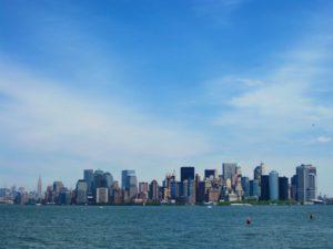 Los 10 mejores miradores de Nueva York: Statue of Liberty y Elis Island
