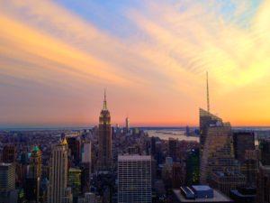 Los 10 mejores miradores de Nueva York: Top Of The Rock