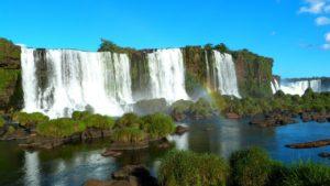 Descubre cuáles son las 7 Maravillas Naturales del Mundo: Cataratas de Iguazú