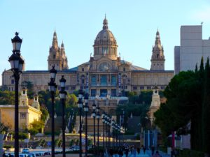 10 Cosas Que Hacer Gratis en Barcelona: Vistas desde las Terrazas del MNAC