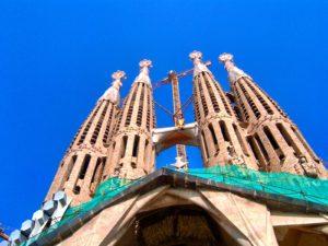 10 Cosas Que Hacer en Barcelona Gratis: Admirar la Sagrada Familia
