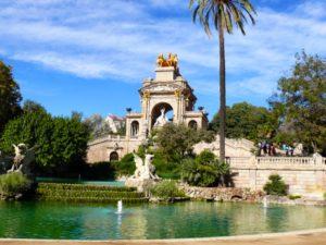 10 Cosas Que Hacer en Barcelona Gratis: Visitar el Parque de la Ciutadella