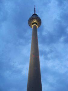 Qué hacer en Berlín en 3 días: Fernsehturm