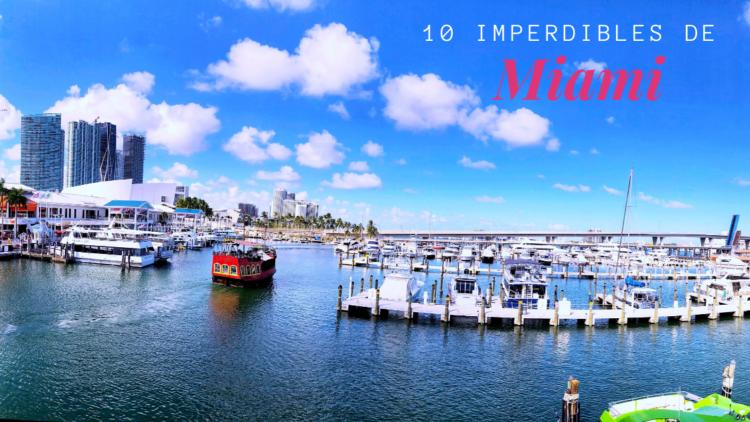 Conoce 10 lugares imperdibles de Miami