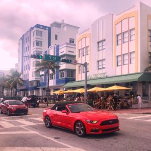 10 lugares imperdibles de Miami: Art Deco District y Ocean Drive