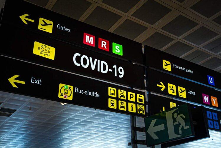 Países con más y menos restricciones para viajar en 2021 por covid-19